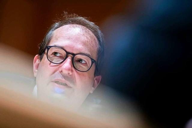 Dobrindt spricht sich für Kür des Kanzlerkandidaten nach Landtagswahlen im März aus