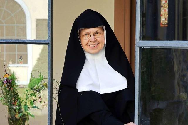 Für Ordensfrau Mutter Martina Merkle aus Offenburg ist die Pandemie ein An- und Weckruf