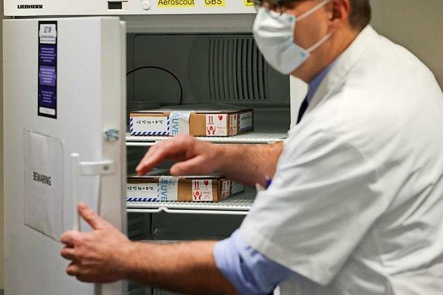 Die ersten 4900 Corona-Impftermine in Basel sind ausgebucht