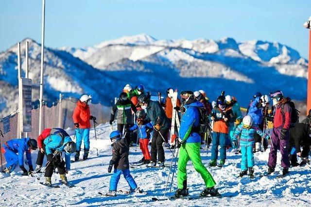 Andrang auf die Lifte: Österreichs Skigebiete verschärfen die Regeln
