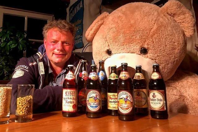 Denzlinger Wirt bietet Online-Seminar über fränkische Biere an