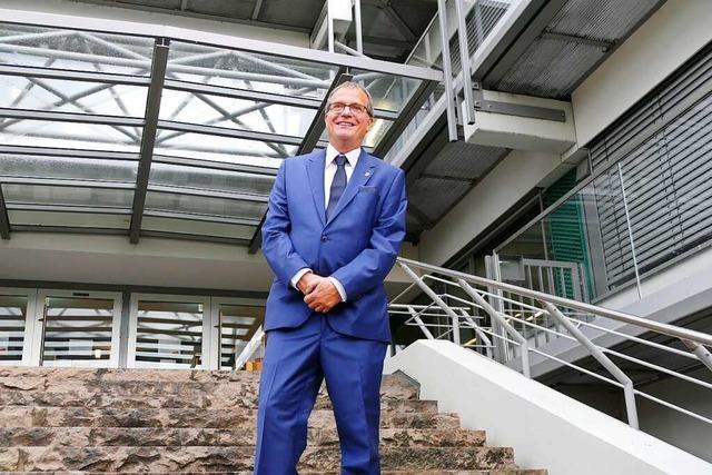 Was war die größte Herausforderung für Rheinfeldens Oberbürgermeister?