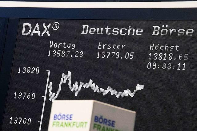 Aktien bleiben weiter das Gebot der Stunde