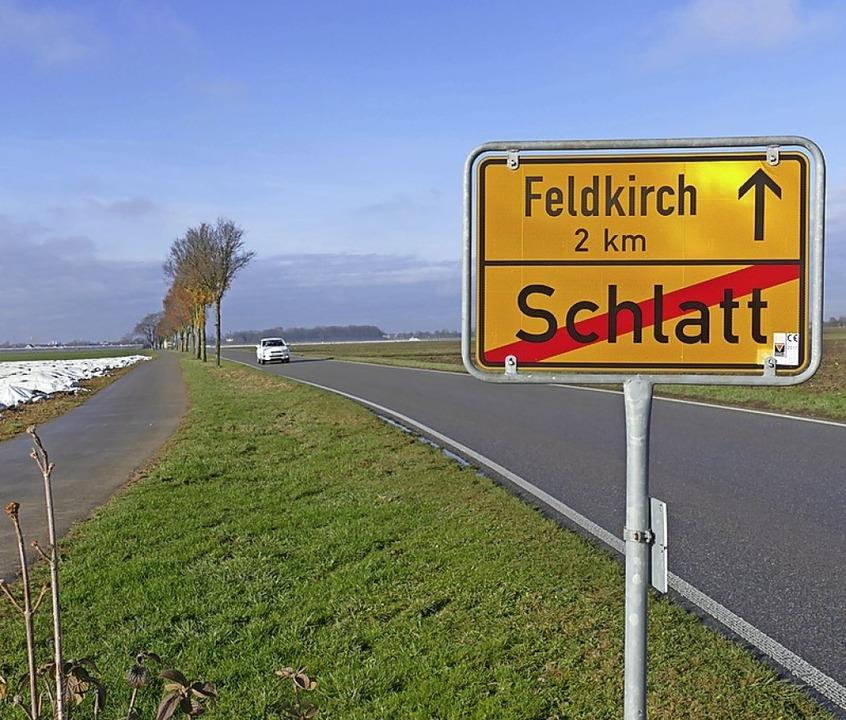 Betroffen sind sowohl der Bad Krozinge...wie der Hartheimer Ortsteil Feldkirch.  | Foto: Frank Schoch