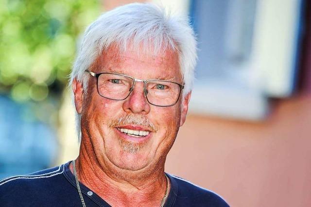 Thomas Feger aus Münchweier hat schon 180 Mal Blut gespendet