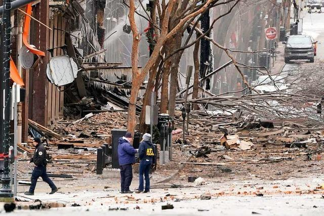Der Bombenleger ist tot, sein Motiv bleibt unklar