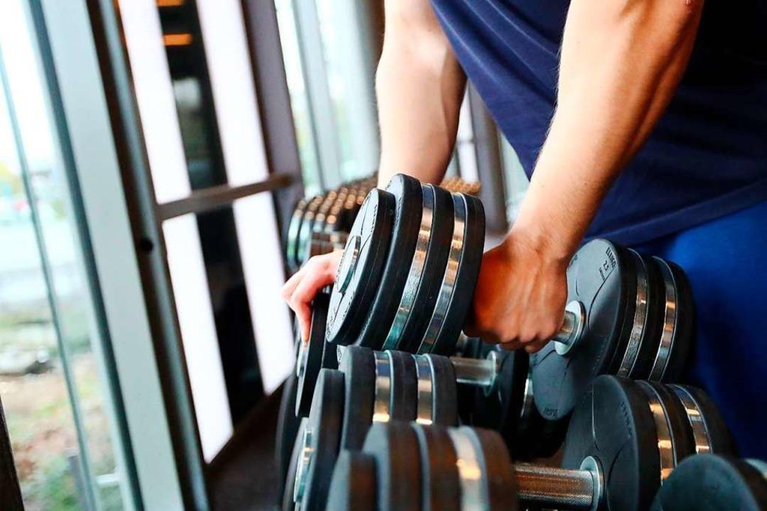 Auch der Besuch im Fitnessstudio könnte wieder möglich sein.    Foto: Eibner-Pressefoto via www.imago-images.de