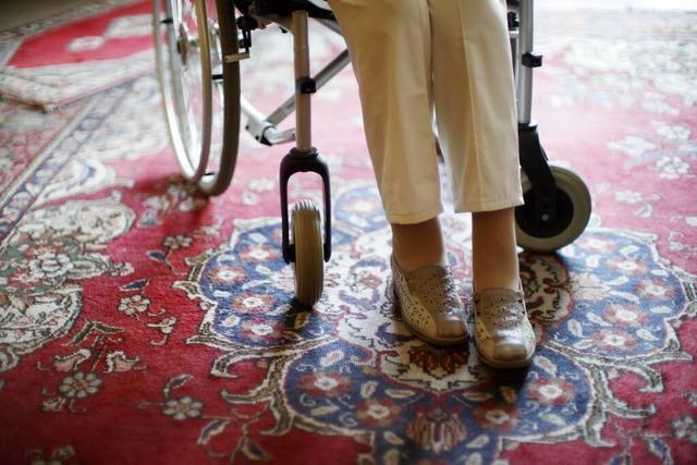 Im Seniorenzentrum St. Raphael ist Anspannung ein Dauerzustand