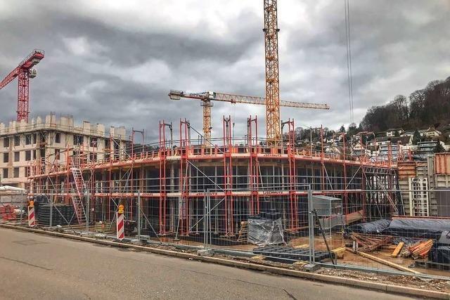 Der Landkreis Lörrach investiert massiv in die Infrastruktur