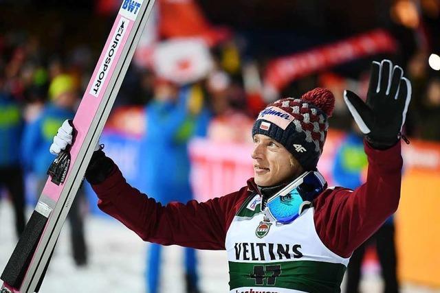 Polens Skispringer können bei Tournee doch starten