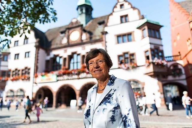 Freiburgs Schulbürgermeisterin Stuchlik: Erst Brüssel, dann die Welt