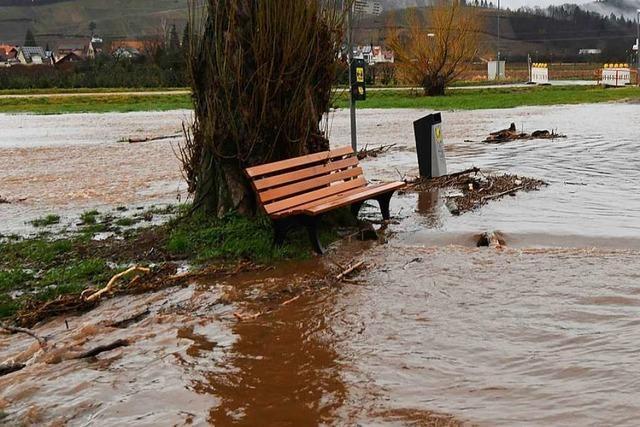 Hochwasserschutz im Hexental als Hauptaufgabe