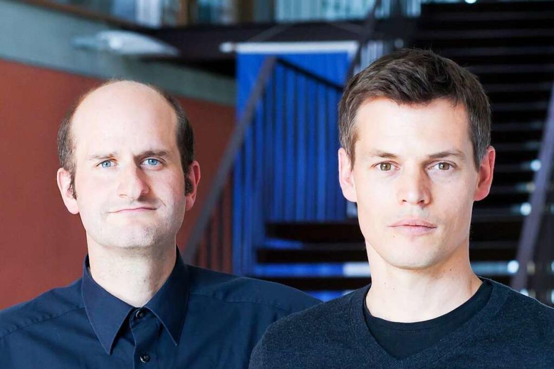 Jens Cornelis (links) und Markus Ihmsen sind Geschäftsführer bei Fifty2    Foto: Privat