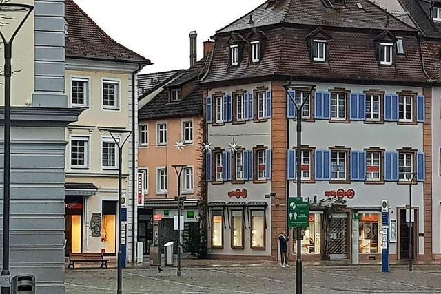Wie ein Stadtmanager Emmendingens Innenstadt beleben soll