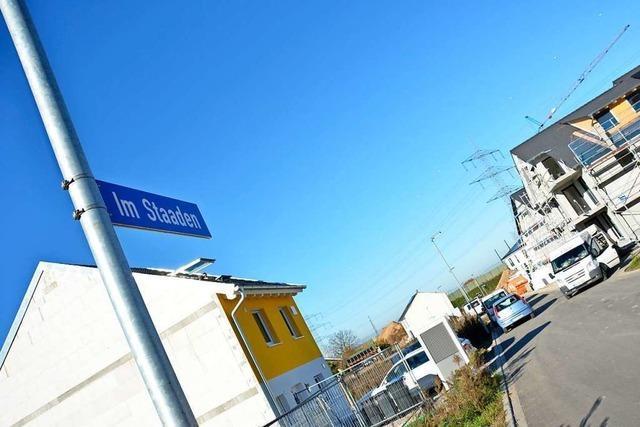 Käufer von Bauplätzen im Heitersheimer Baugebiet Staaden III fordern Geld von der Stadt