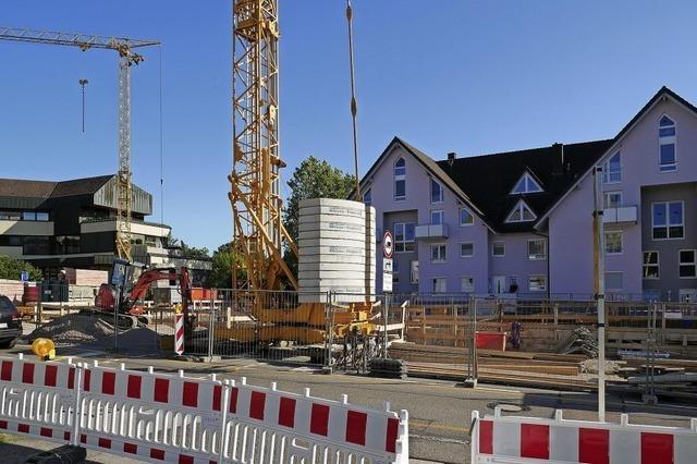 Murg stemmt drei große Bauprojekte