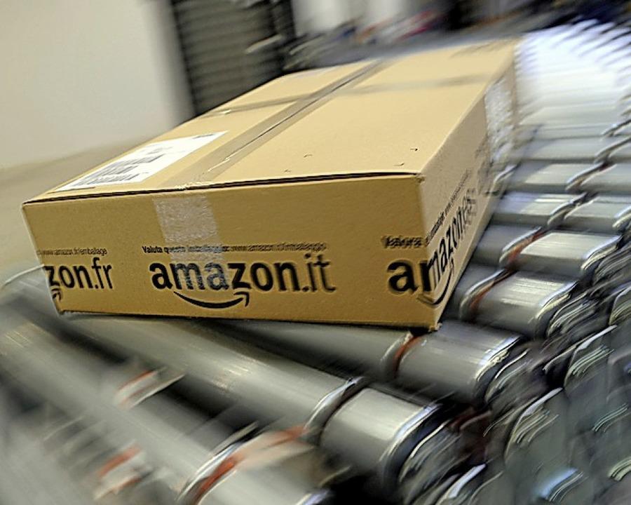 Amazon möchte in Neuenburg ein Verteilzentrum ansiedeln.    Foto: Henning Kaiser