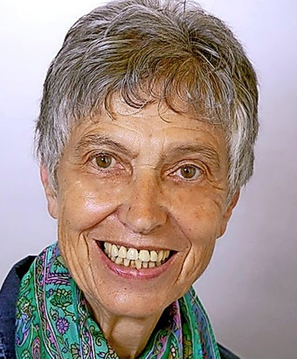 Gerda Geretschläger     Foto: Andrea Steinhart