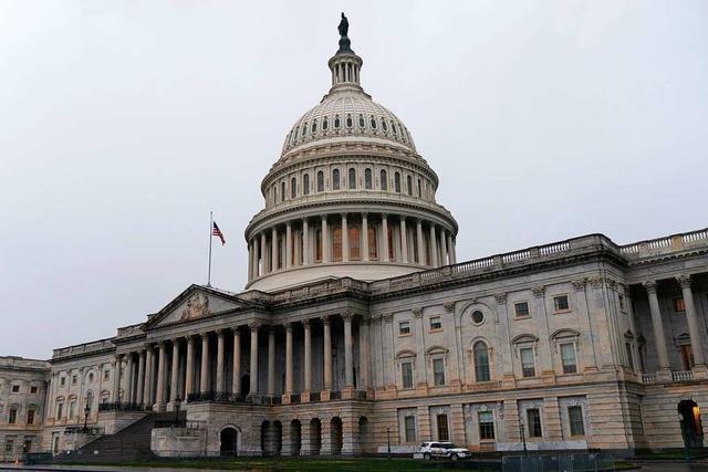 Erstes US-Kongressmitglied mit 41 Jahren an Corona gestorben