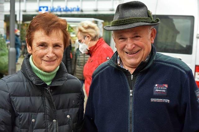 Marktbeschicker-Ehepaar hört nach 52 Jahren mit dem Verkauf auf