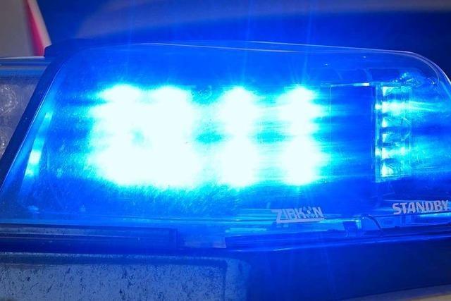 Polizei sucht Fahrer einer lauten Moto-Cross-Maschine