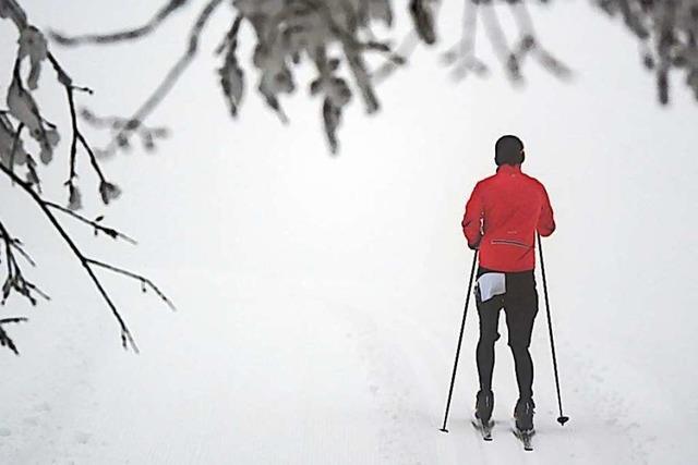 Trotz Corona: Ski und Langlauf bleiben in Baden-Württemberg erlaubt
