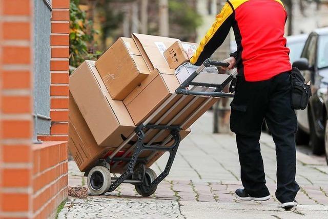 Paketdieb in der Freiburger Altstadt auf frischer Tat ertappt