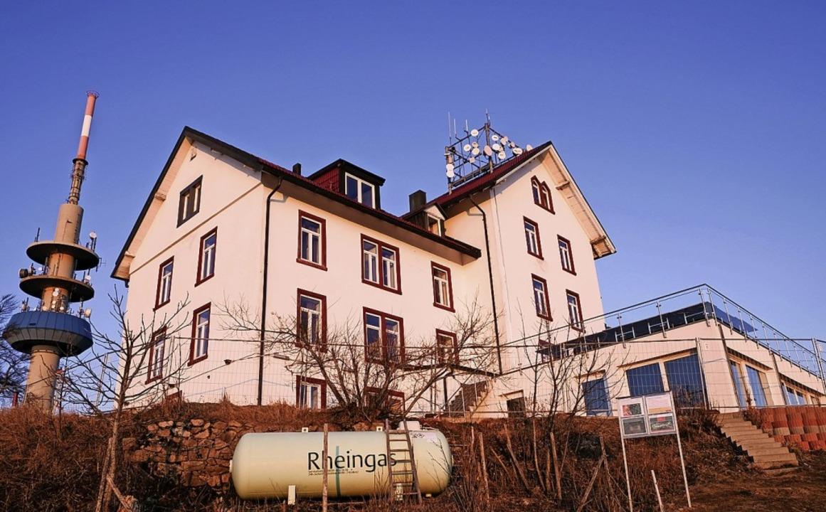 Ein Haus mit wechselvoller Geschichte und in besonderer Lage.  | Foto: Birgit-Cathrin Duval