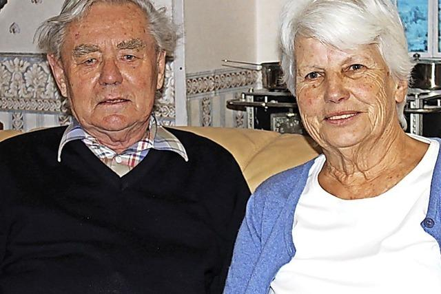 Eine Silvester-Ehe, die schon über sechs Jahrzehnte hält