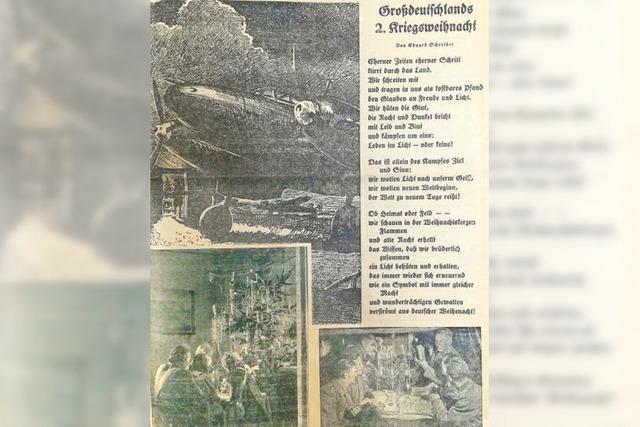 Alltag im Krieg vor 80 Jahren