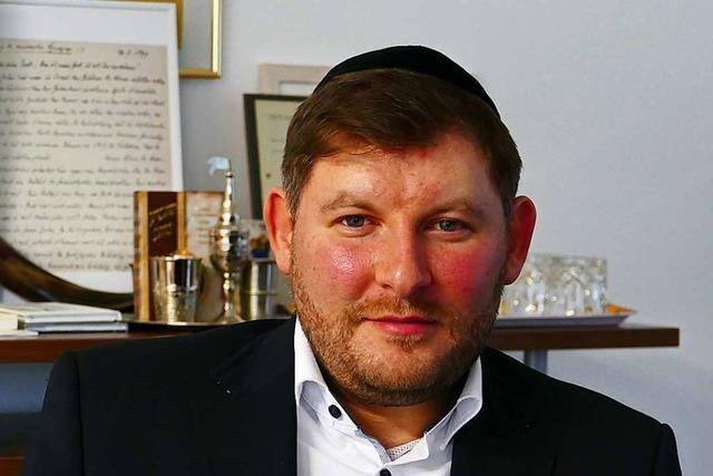 Baden-Württemberg benennt erstmals Polizei-Rabbiner