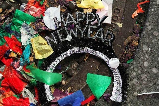 Was soll das neue Jahr bringen? Antworten von Menschen aus Lahr und dem Umland