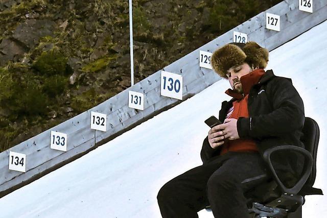 So wird 2021: Rekordflut und Vierschanzentournee im Schwarzwald