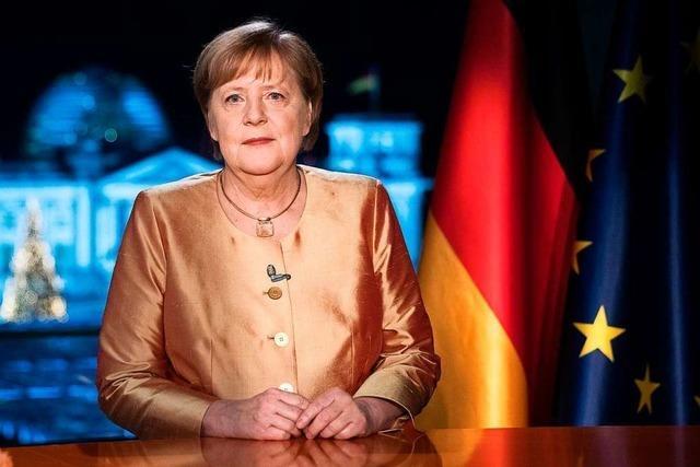 Merkel zu Corona: