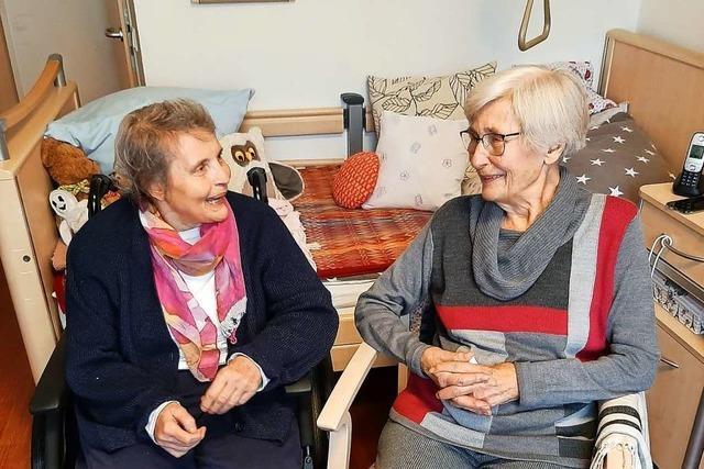 Für Bewohner der Seniorenheime ist Weihnachten wichtiger als Silvester