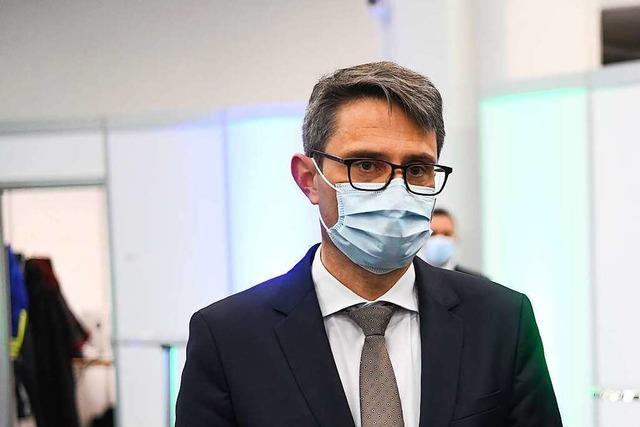 Basler Gesundheitsdirektor verteidigt die