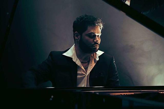 Weltpremiere am Silvesterabend mit dem Lahrer Pianisten Pervez Mody