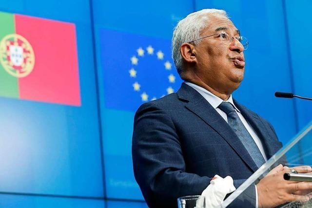 EU-Ratspräsidentschaft: Portugal folgt auf Deutschland und steht vor großen Aufgaben