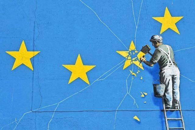 Endgültiger Abschied: Großbritannien verlässt den EU-Binnenmarkt