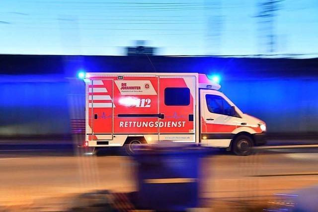 Fahrerin muss nach schwerem Unfall auf der B31 bei Kappel aus Auto befreit werden