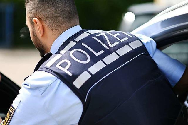 Die Polizei meldet eine ruhige Silvesternacht im Kreis Lörrach