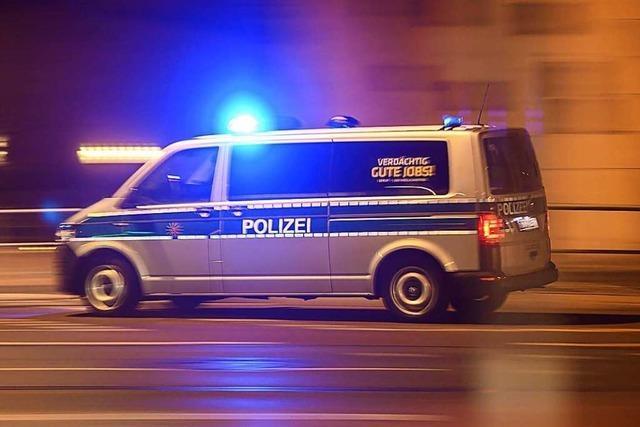 Gefährliches Autoduell am Kaiserstuhl