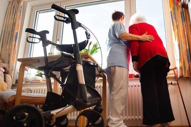 Agentur aus Ballrechten-Dottingen vermittelt legale Pflegekräfte