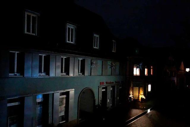 Krasser Luxus: So erlebt eine Emmendinger Familie den Stromausfall