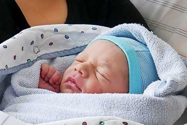 Nele heißt das erste Baby 2021 in Titisee-Neustadt