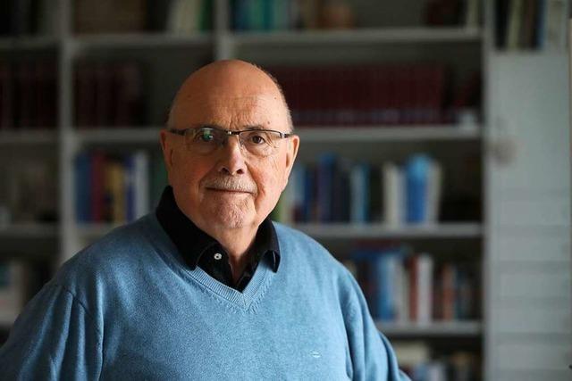 Wie der Lahrer Kommunalpolitiker Walter Caroli sprachlos wurde – und seine Stimme zurückkehrte