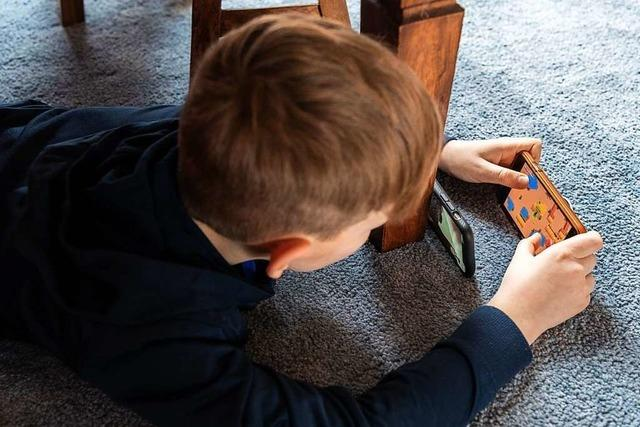 Studie: Kinder verbringen mehr Zeit mit elektronischen Medien