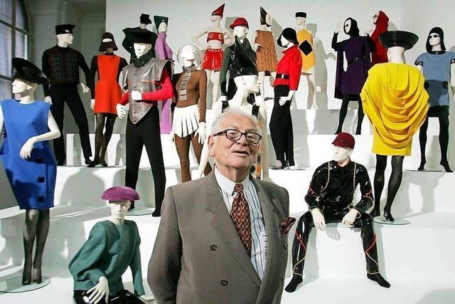 Was macht ein Modeschöpfer?