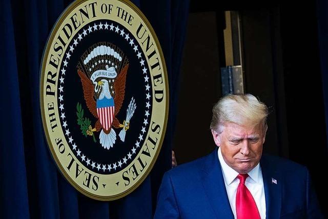 US-Kongress überstimmt erstmals ein Veto von Donald Trump