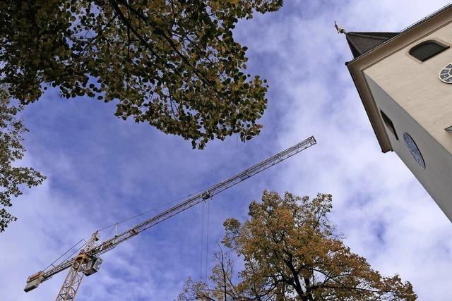 Aufbruch ins neue Jahr: In Bad Krozingen wird auch 2021 viel für die Zukunft gebaut